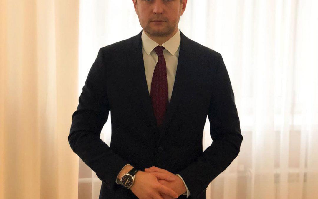 Генеральный директор завода «Латат» Даниил Рябченко избран президентом Федерации дзюдо Томской области